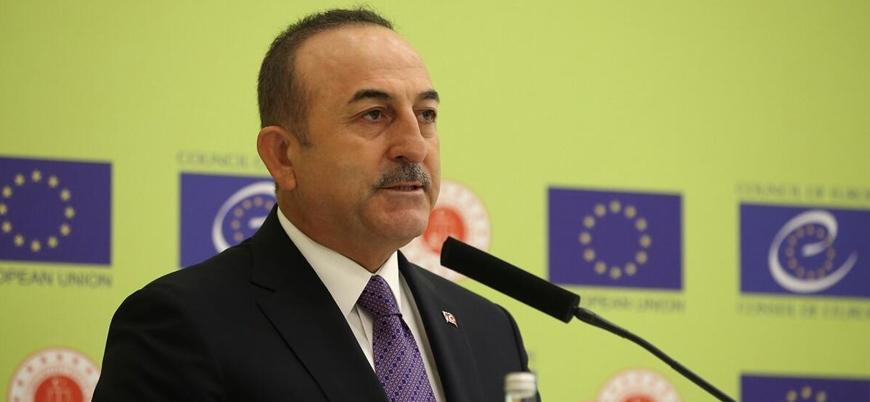 Bakan Çavuşoğlu: AB sözünü tutmadı, mülteciler için kendi bütçemizden 40 milyar euro harcadık