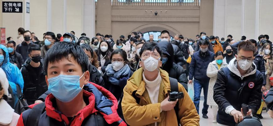 Çin'de kırmızı alarm: Vuhan kenti karantina altına alındı uçak ve tren seferleri iptal edildi