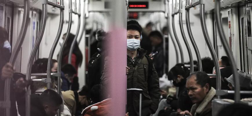 Türkiye'den Çin'e seyahat uyarısı