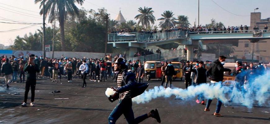 Irak'ta ABD'ye karşı 'milyonluk protesto'