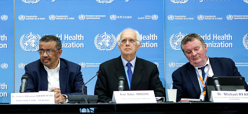 Dünya Sağlık Örgütü'nden 'koronavirüs' açıklaması