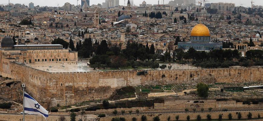 'BAE Kudüs'ten gayrimenkul satın almaya çalışıyor'