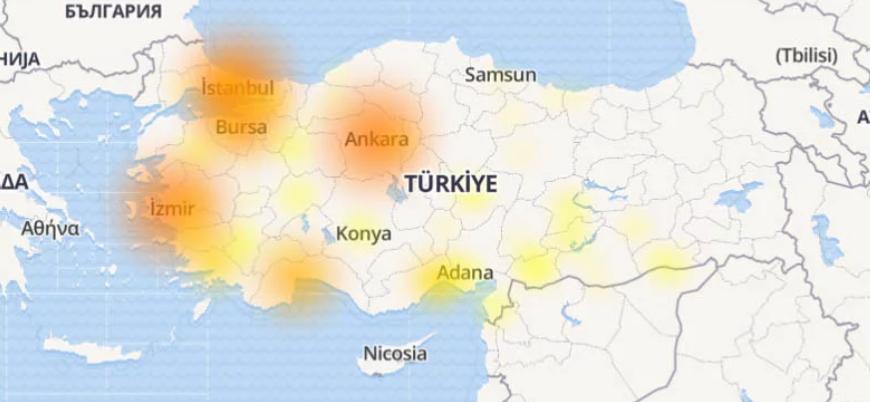 Elazığ depremi sonrası GSM operatörleri yine kilitlendi