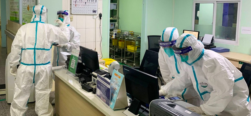 Çin'de koronavirüsten sonra 'kara veba' tehlikesi