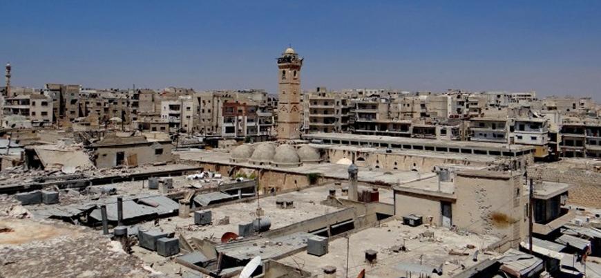 Rusya ve İran destekli Esed rejimi Maret el Numan'a saldırıyor