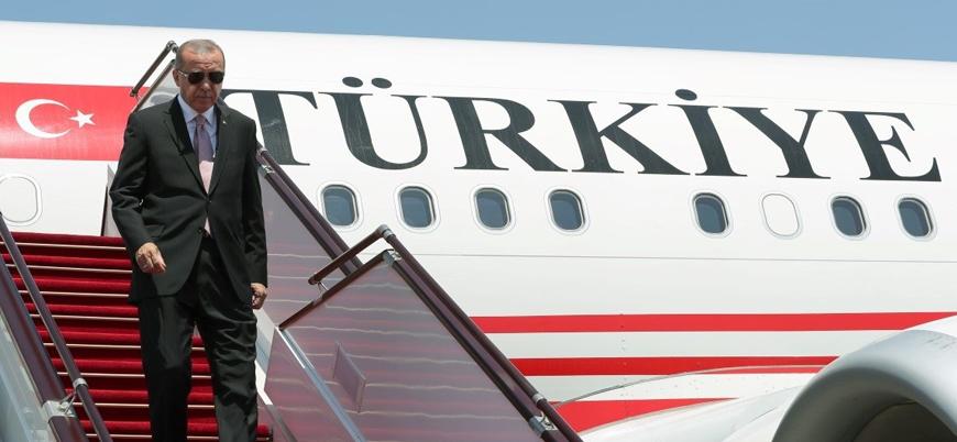 Erdoğan Cezayir, Gambiya ve Senegal'i ziyaret edecek