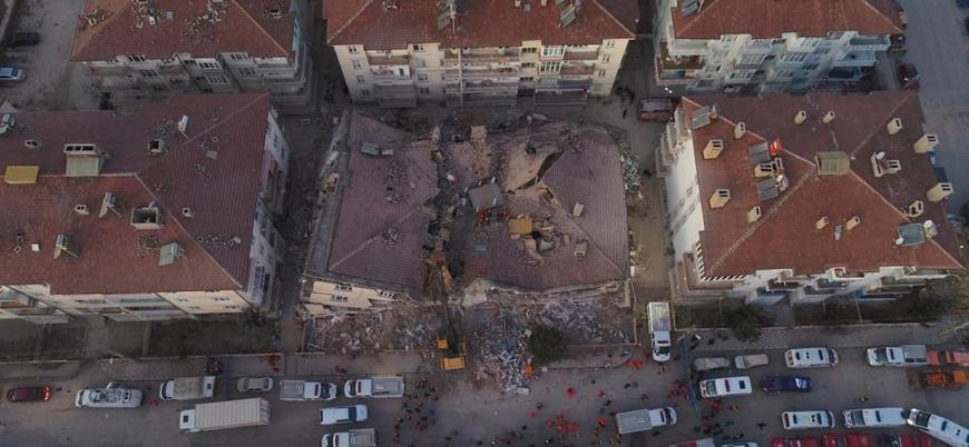 Elazığ depreminde son durum