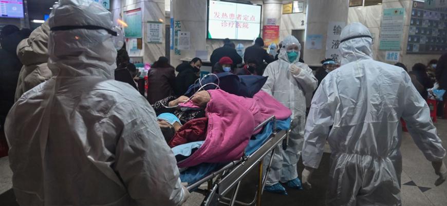 Çin koronavirüse karşı aşı geliştiriyor