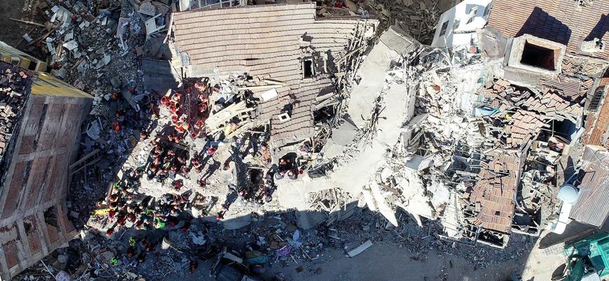 ANKA ve Bayraktar İHA'lar deprem bölgesinde kullanılıyor