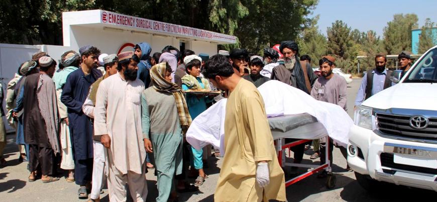 Afganistan'da düğüne el bombalı saldırı