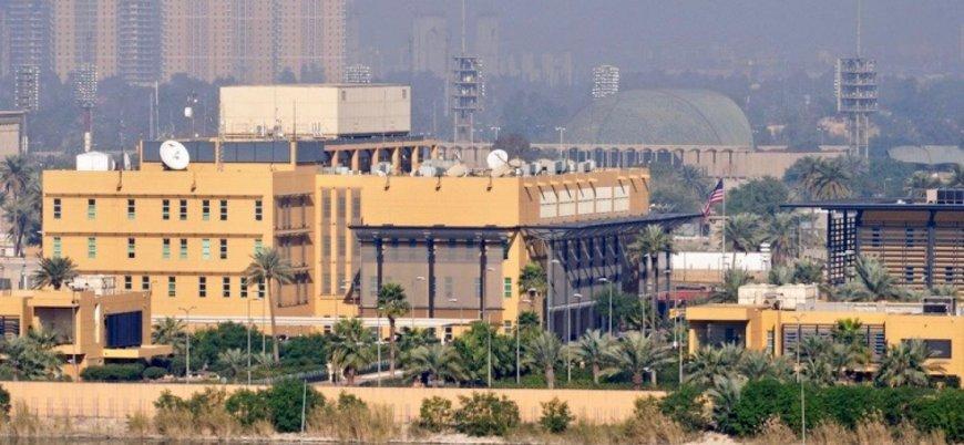 Irak'ta ABD Büyükelçiliği'ne füze saldırısı