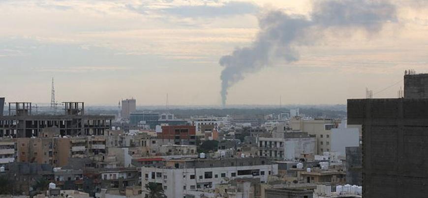 Libya'da Hafter güçleri Sirte'den sonra Misrata'ya ilerliyor