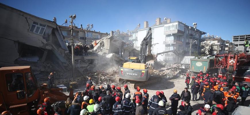 Sosyal medyada 'Elazığ depremi' operasyonu