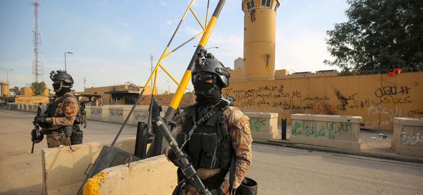 ABD'den Bağdat hükümetine çağrı: Bizi koruyun