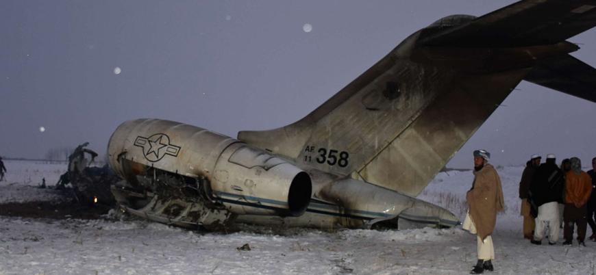 Afganistan'da Taliban'ın düşürdüğünü iddia ettiği uçağın ABD'ye ait olduğu doğrulandı