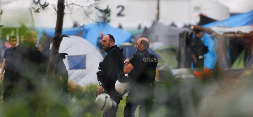 Yunanistan: Her gün 30 sığınmacıyı Türkiye'ye gönderiyoruz