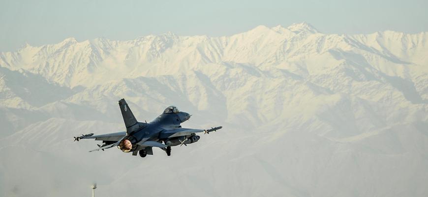 ABD Afganistan'a bir yılda 7 binden fazla bomba attı