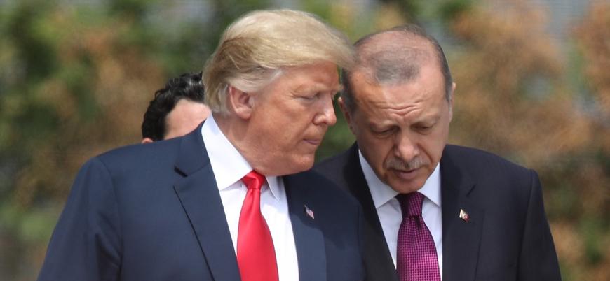 Erdoğan ile Trump Libya'yı görüştü