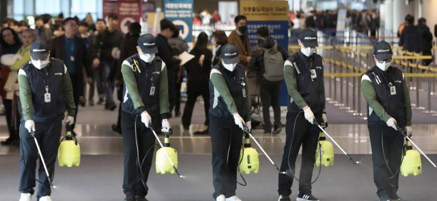 Koronavirüs: Güney Kore'de 92 asker karantinaya alındı
