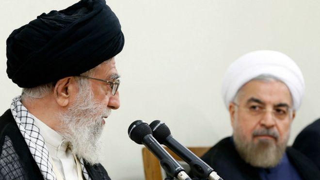 İran'da cuma hutbelerinin hedefi Ruhani!