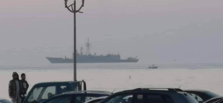 'TCG Gökova Trablus açıklarında': Türkiye savaş gemilerini Libya'ya mı gönderdi?