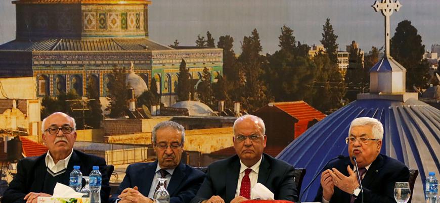 Filistin lideri Abbas'tan Trump'a 'Yüzyılın Anlaşması' tepkisi: Kudüs satılık değildir