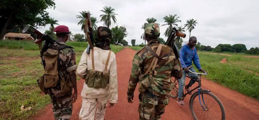 Orta Afrika'da etnik gruplar arasında çatışma: En az 40 ölü