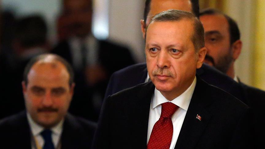Erdoğan: Bakalım senin uçakların buraya nasıl gelecek?