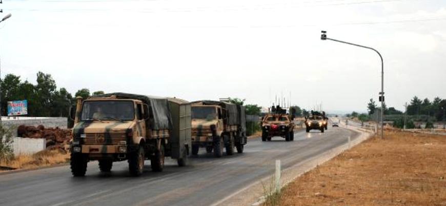 TSK'dan Suriye sınırına komando sevkiyatı