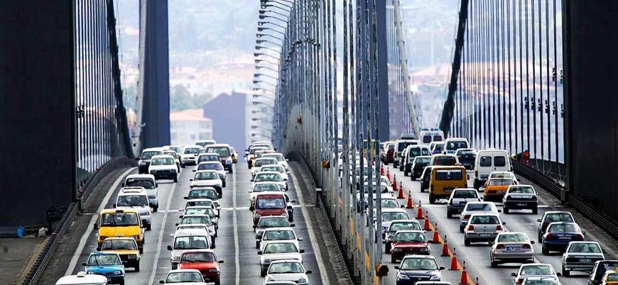 İstanbul dünyada en yoğun trafiğe sahip şehirlerden biri