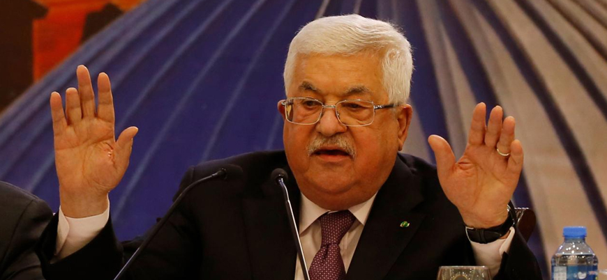 """""""Filistin'de Abbas yönetimi çökmek üzere"""""""