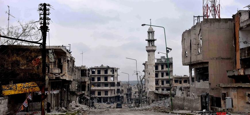 Esed rejiminin kontrolüne giren Maret el Numan hayalet şehre döndü
