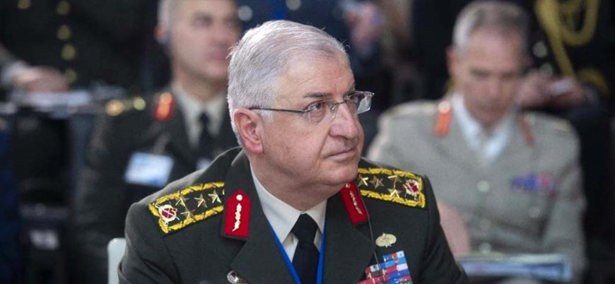 Genelkurmay Başkanı Güler Rus mevkidaşıyla İdlib'i görüştü