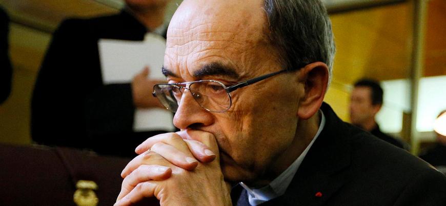 Fransa'da çocuklara cinsel istismarı örtbas etmekle suçlanan kardinal beraat etti