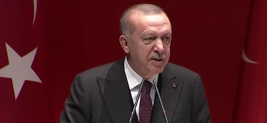 Erdoğan: Zalimler için yaşasın cehennem