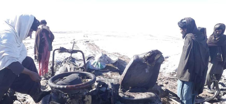 ABD Afganistan'da sivilleri bombaladı: En az 12 ölü