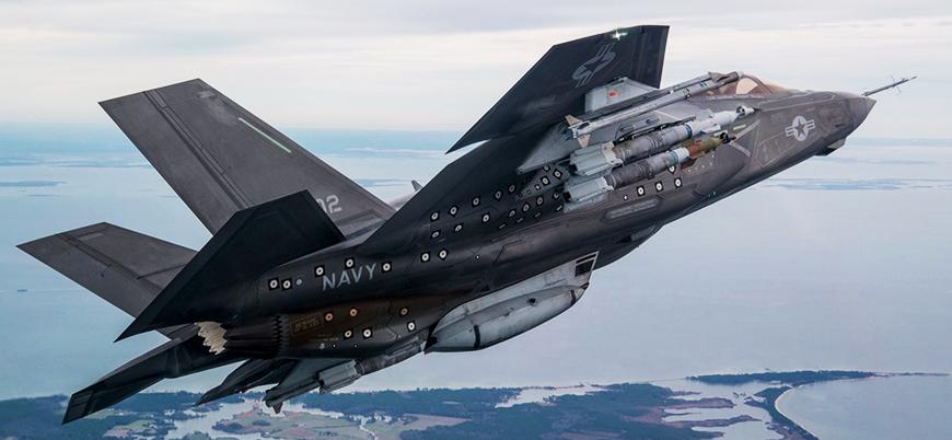 Pentagon: F-35'ler kara hedefleri konusunda 'kabul edilemez derecede' zayıf