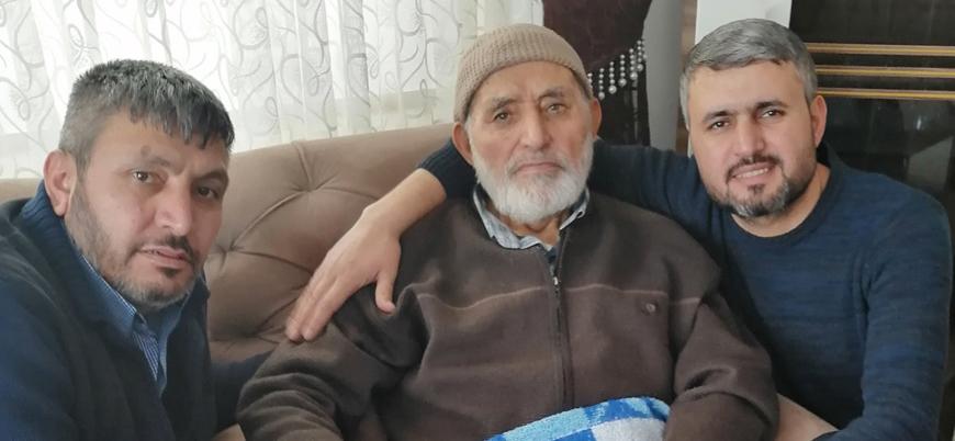 27 yıldır hapiste tutulan Ahmet Dede özgürlüğüne kavuştu
