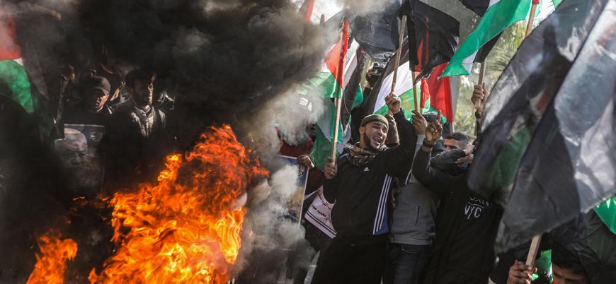 """""""Trump'ın Filistin planı Ortadoğu'da şiddeti artırabilir"""""""