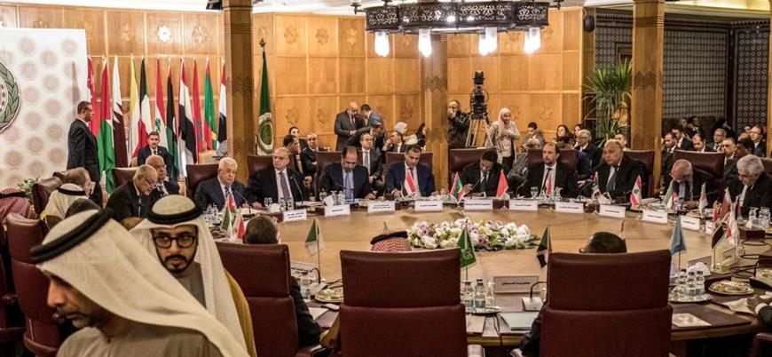 Arap Birliği Trump'ın Filistin planını reddetti