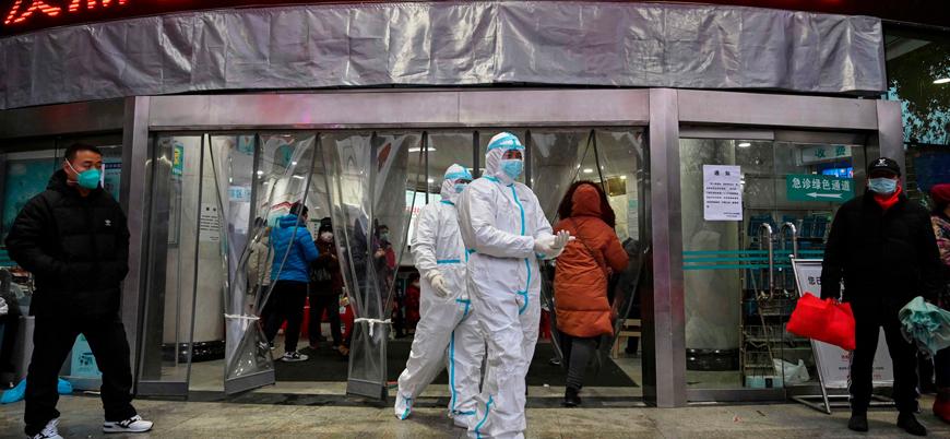 Koronavirüs salgınında ölü sayısı 493'e ulaştı