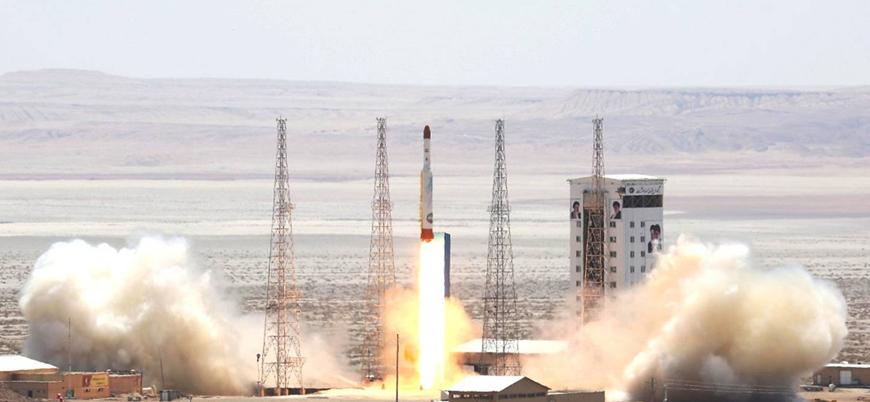 İran uzaya yeni gözlem uydusu fırlatmaya hazırlanıyor
