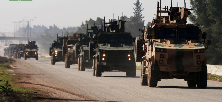 TSK'dan İdlib'e 3 konvoy askeri araç sevkiyatı