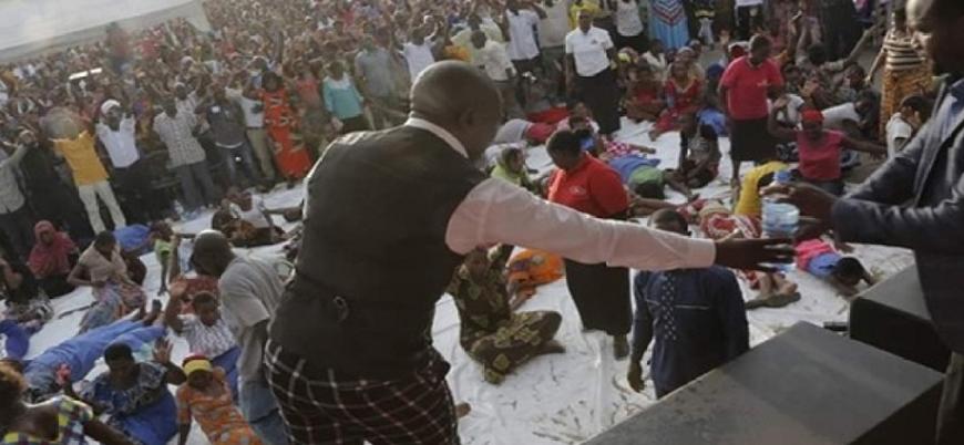Tanzanya'da kilise ayininde izdiham: En az 20 ölü