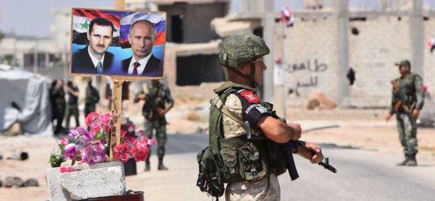 Rusya'dan Erdoğan'a yanıt: Türkiye bizi uyarmadığı için rejim güçlerince vuruldu