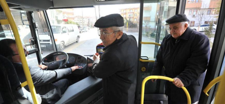 60 yaş üstü yolculara 'mesai saati' ayarı