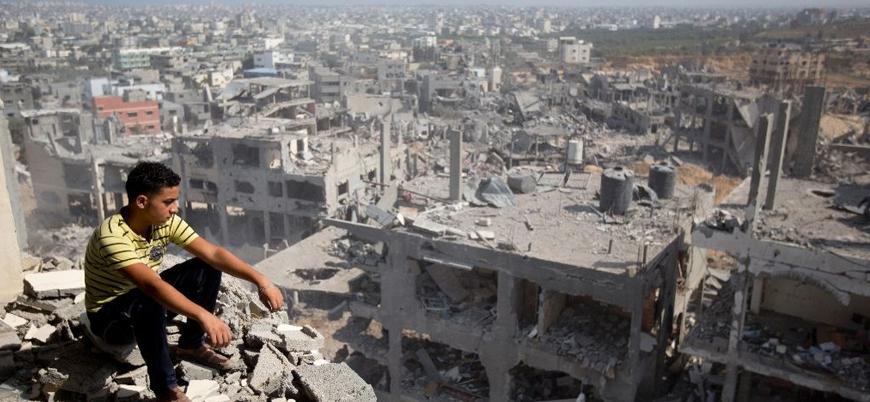 Gazze'de 'evlilik kredisini' ödeyemeyenler hapse atılıyor