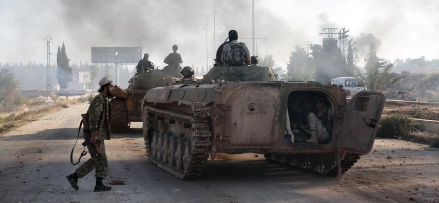 Rusya ve İran destekli Esed rejimi Halep'te ileriyor: Hedefte Atarib var