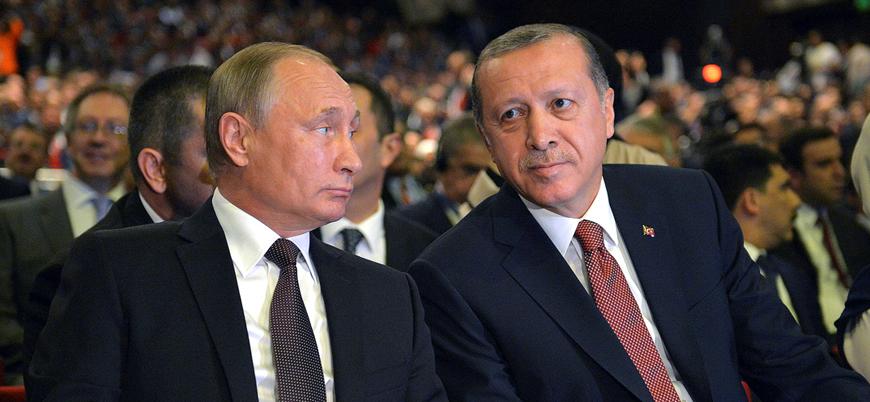 Erdoğan: Öfke ile kalkan zararla oturur, Rusya ile çelişkiye girmeyeceğiz
