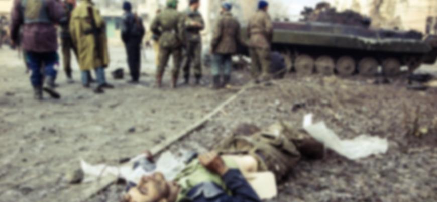 Rusya'nın gerçekleştirdiği Grozni Katliamı'nın 20'nci yılı